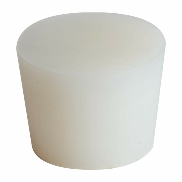 Silicone bung 64,5/75,5 mm - without hole
