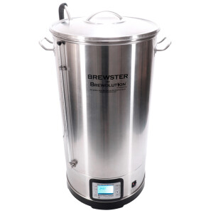 Brewster Beacon 70 Liter Brauanlage