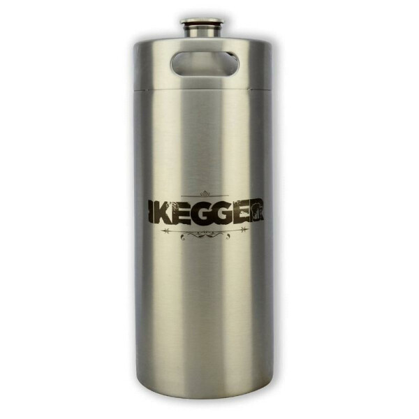 iKegger 4 Liter Mini KEG - The Johnson