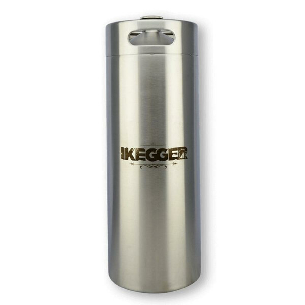 "10 Liter Mini KEG - "" Mandingo"""