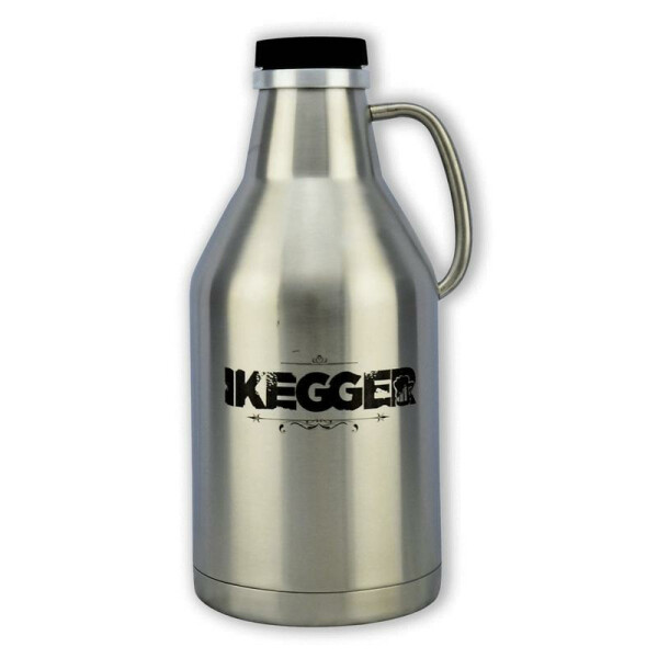 "iKegger 2 Liter isolierter Growler - ""The Growler"""