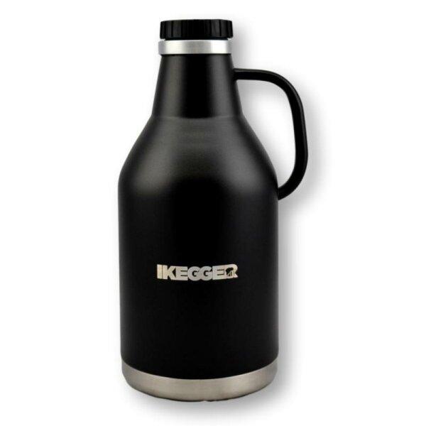 "iKegger 2 liter insulated growler - ""The Growler"""