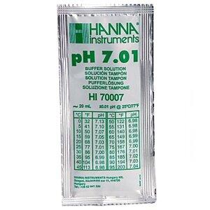Kalibrierlösung pH 7,01 ; Standardqualität - 25...