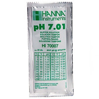 Kalibrierlösung pH 4,01 + 7,01 ; Standardqualität - je 5 x 20mL-Beutel