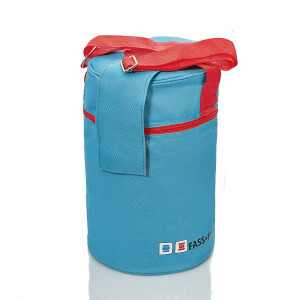 Cooling bag for CO2 Top Kegs 5 liters with shoulder strap