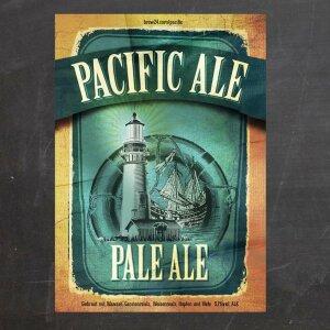 "Malzmischung ""Pacific Ale"" - Geschrotet"