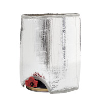 Cooling sleeve for 5 liter party keg incl. tap