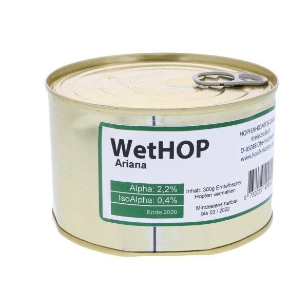 WetHop - Ariana Hopfen in der Dose 300 g
