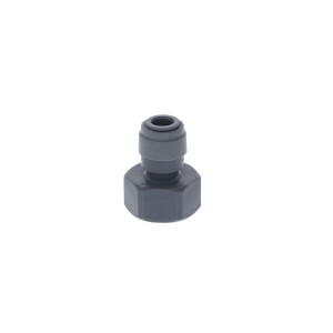 """Duotight 8mm Push in to 5/8"""" BSP (suits shanks, 50L keg couplers)"""