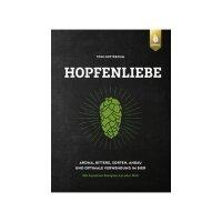 Hopfenliebe - book by Toni Nottebohm (german)
