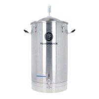 Transfermer® stainless steel fermentation tank 35 liters