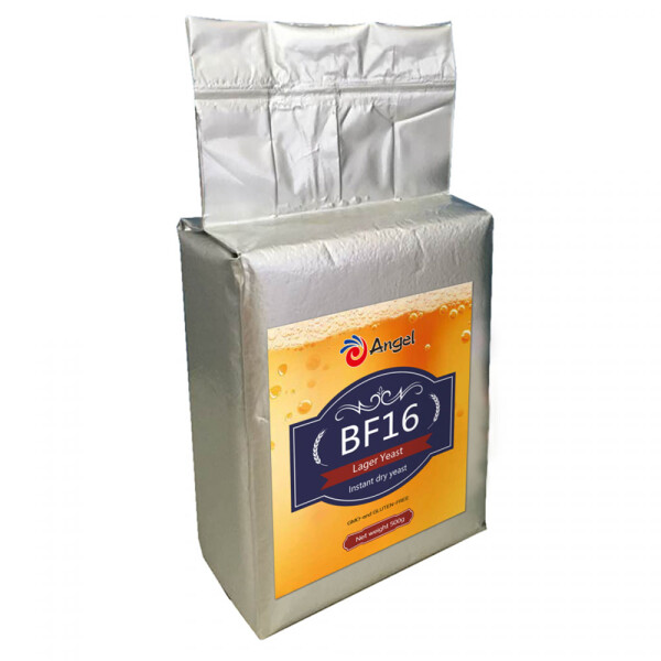 Angel BF16 bottom-fermenting dry yeast - 500 g