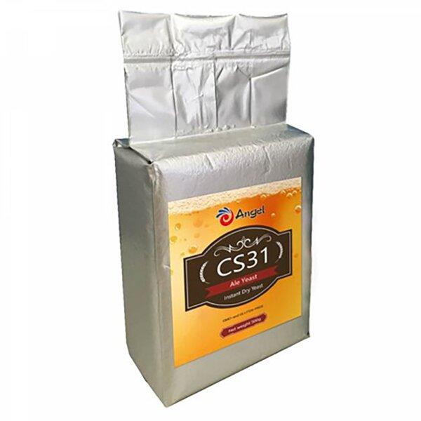 Angel CS31 top-fermenting dry yeast - 500 g