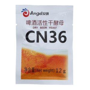 Angel CN36 top-fermenting dry yeast - 12 g