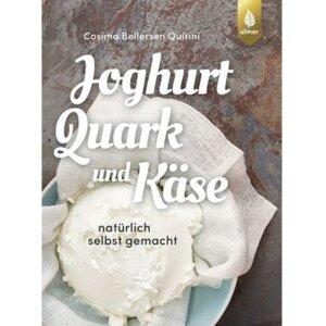 Yoghurt, quark and cheese - homemade, of course (german)