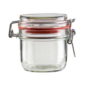 Wire clip glass 255 ml
