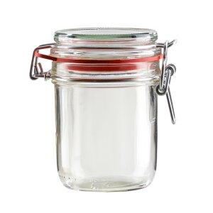 Wire clip glass 370 ml
