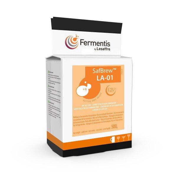 Fermentis SafBrew LA-01, obergärige Trockenhefe, 500 g
